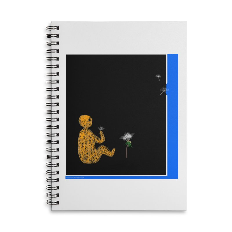 Where We Go Accessories Notebook by Every Drop's An Idea's Artist Shop