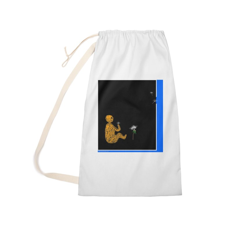 Where We Go Accessories Bag by Every Drop's An Idea's Artist Shop