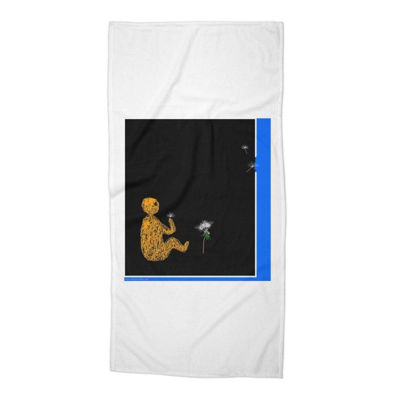 Where We Go Accessories Beach Towel by Every Drop's An Idea's Artist Shop