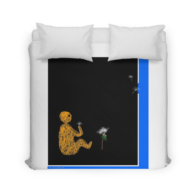 Where We Go Home and Office Duvet by Every Drop's An Idea's Artist Shop