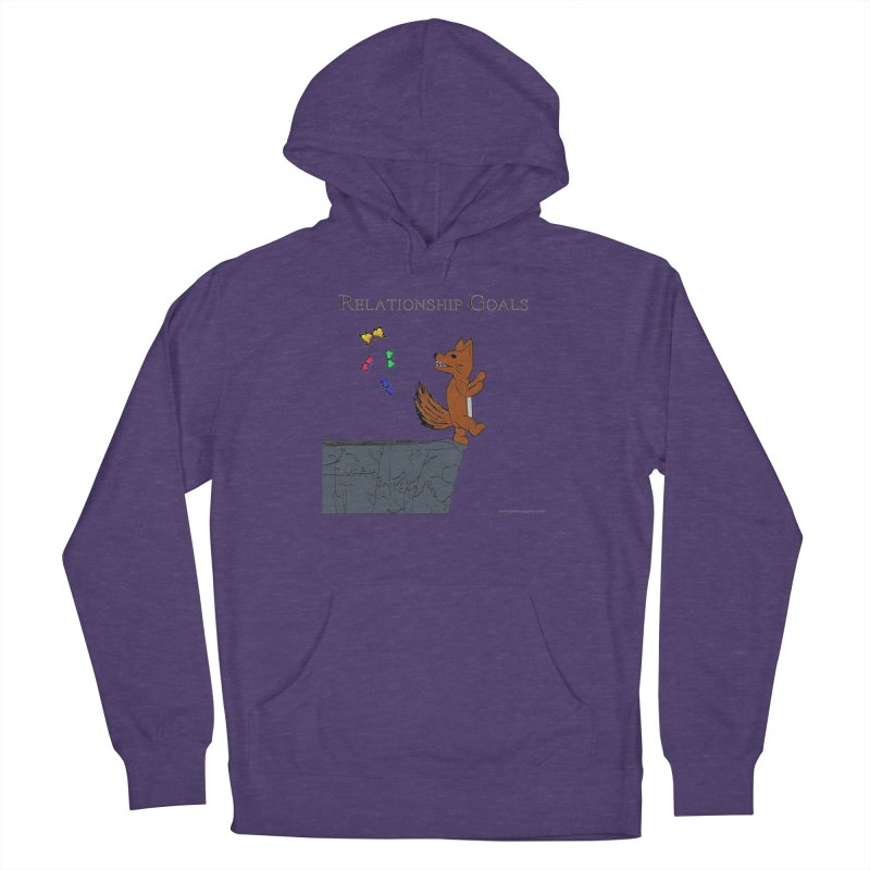 Relationship Goals All Genders Pullover Hoody by Every Drop's An Idea's Artist Shop