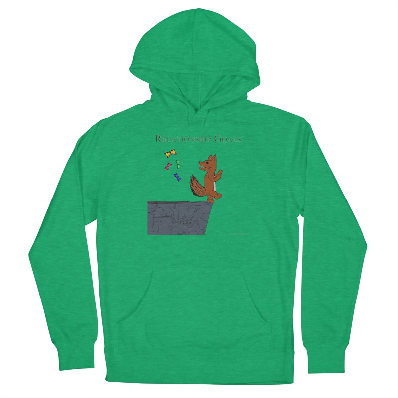 Relationship Goals Men's Pullover Hoody by Every Drop's An Idea's Artist Shop