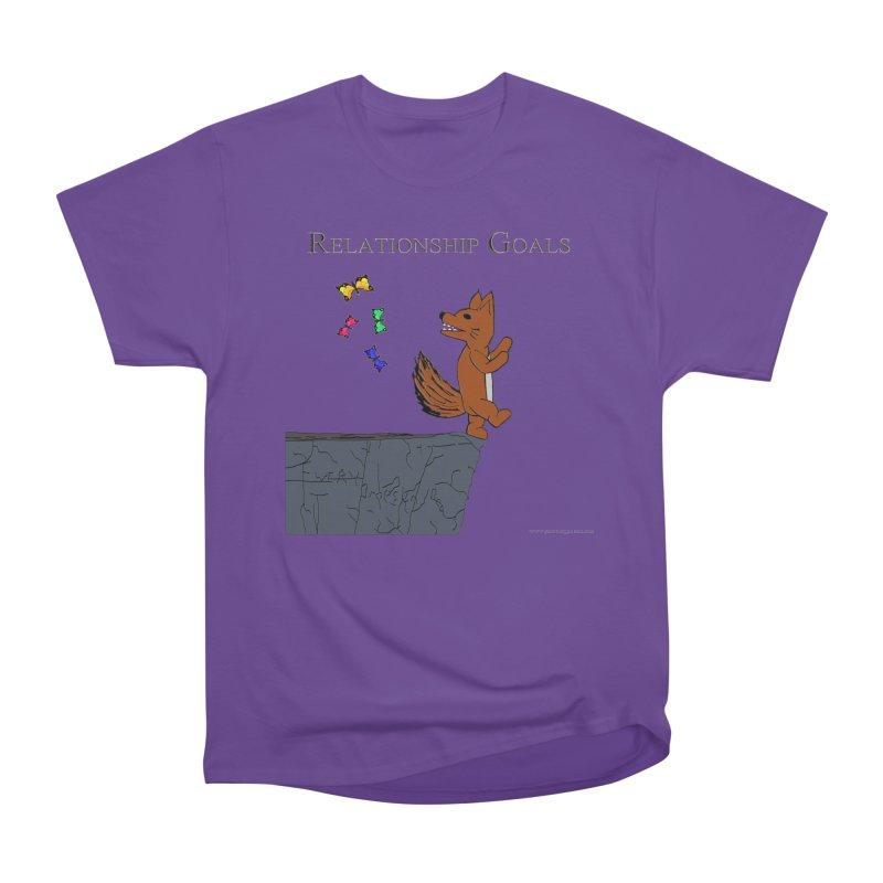 Relationship Goals Men's Classic T-Shirt by Every Drop's An Idea's Artist Shop