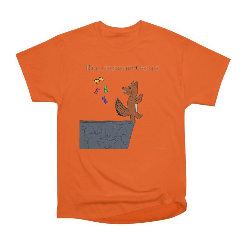Relationship Goals Women's Classic Unisex T-Shirt by Every Drop's An Idea's Artist Shop
