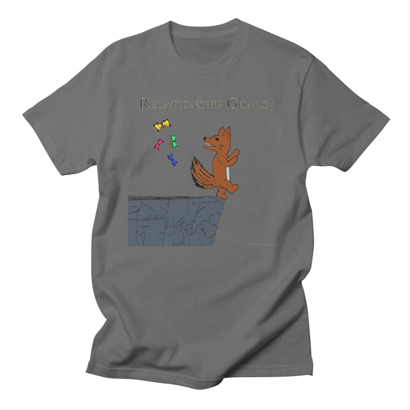Relationship Goals All Genders T-Shirt by Every Drop's An Idea's Artist Shop
