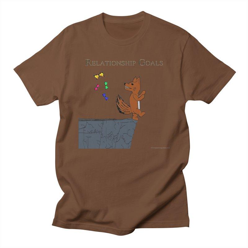 Relationship Goals Women's Unisex T-Shirt by Every Drop's An Idea's Artist Shop