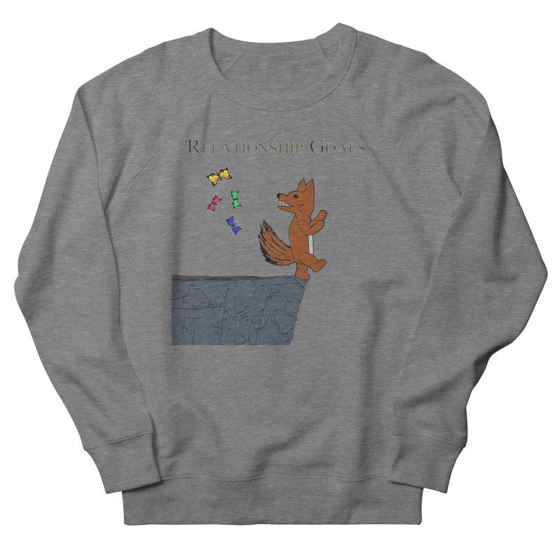 Relationship Goals Men's Sweatshirt by Every Drop's An Idea's Artist Shop