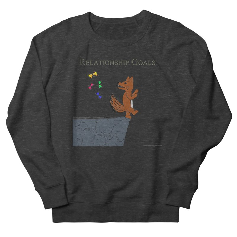 Relationship Goals Men's Sweatshirt by Every Drop's An Idea's Artist Shop