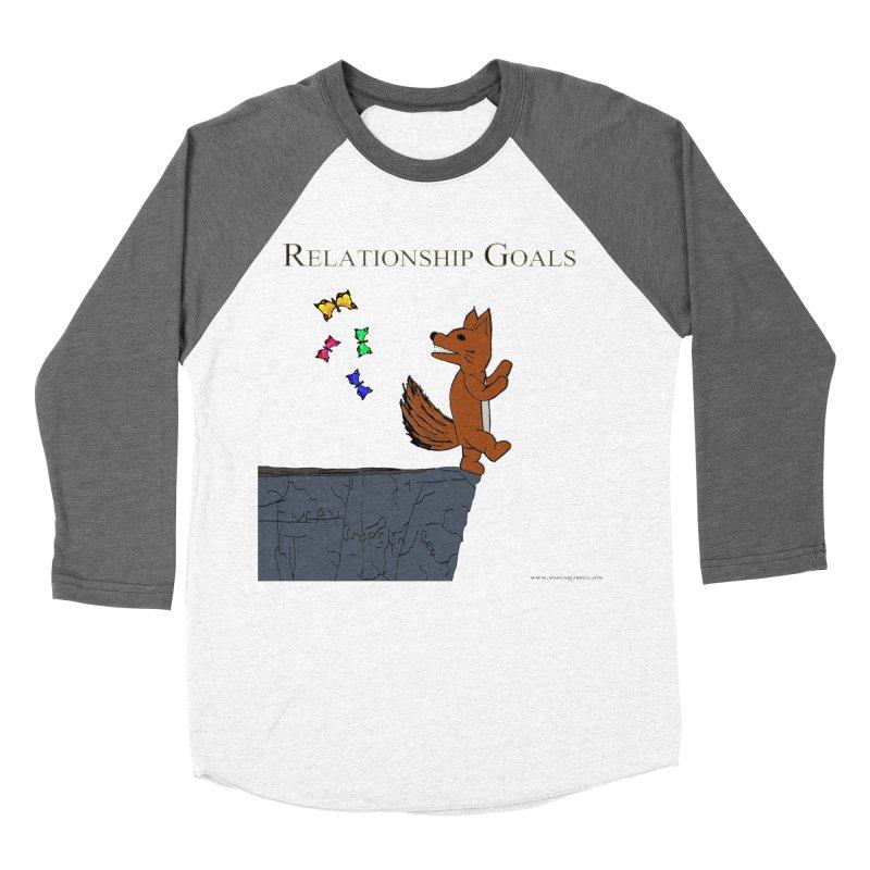 Relationship Goals Women's Longsleeve T-Shirt by Every Drop's An Idea's Artist Shop