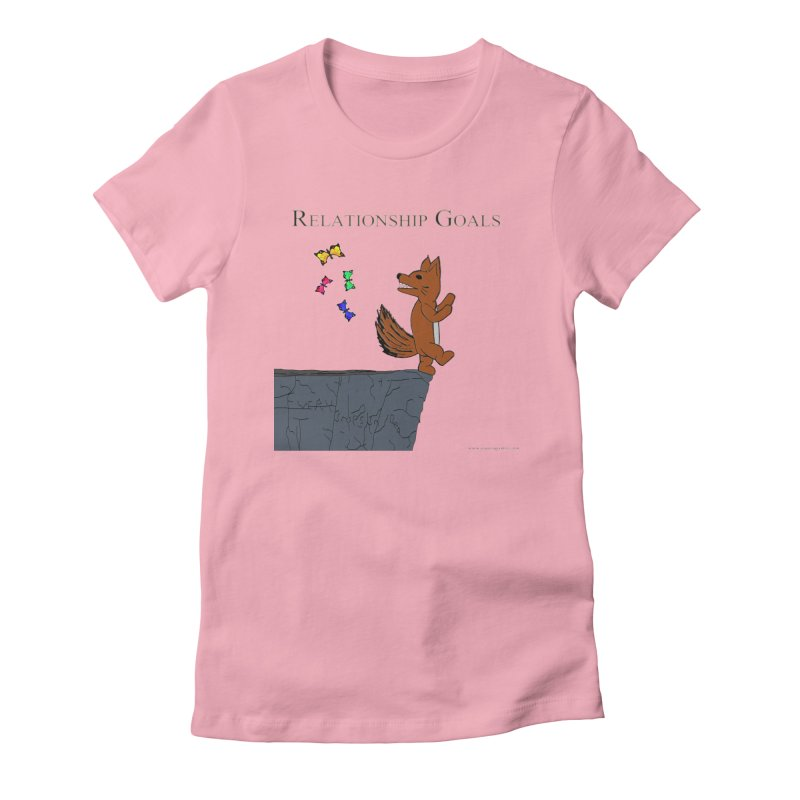 Relationship Goals Women's T-Shirt by Every Drop's An Idea's Artist Shop