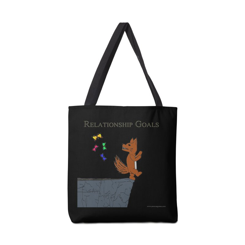 Relationship Goals Accessories Bag by Every Drop's An Idea's Artist Shop