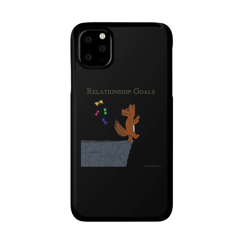 Relationship Goals Accessories Phone Case by Every Drop's An Idea's Artist Shop