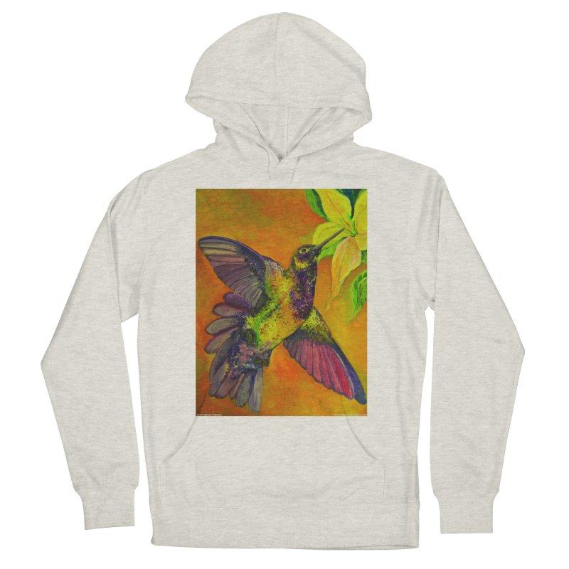 A Hummingbird's Desire Women's Pullover Hoody by Every Drop's An Idea's Artist Shop