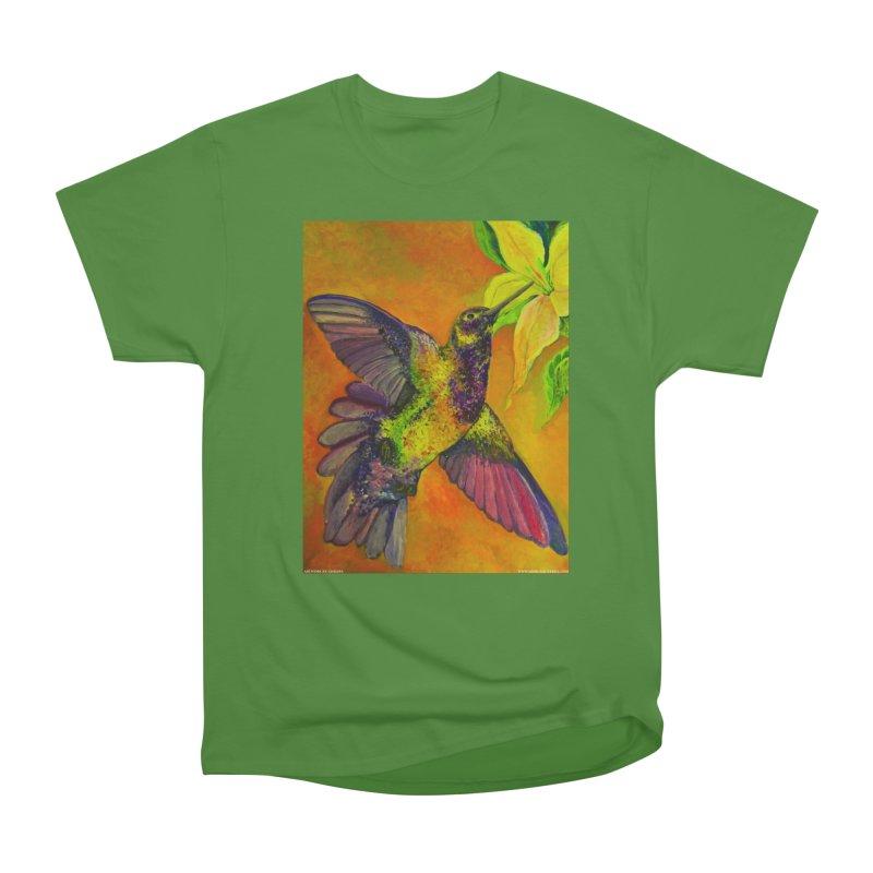 A Hummingbird's Desire Men's Classic T-Shirt by Every Drop's An Idea's Artist Shop