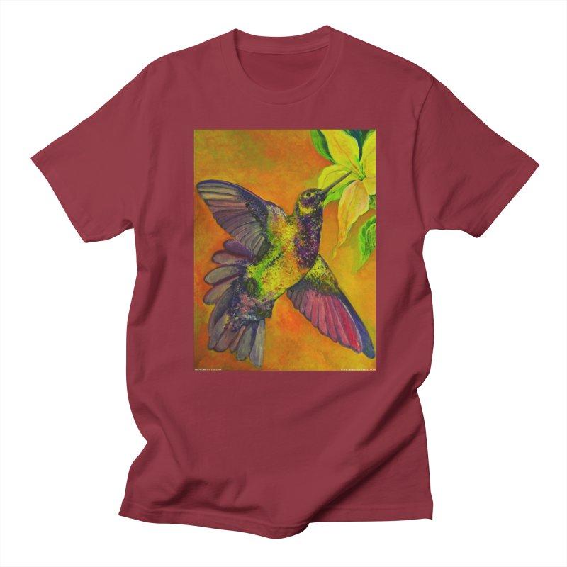 A Hummingbird's Desire Women's Unisex T-Shirt by Every Drop's An Idea's Artist Shop