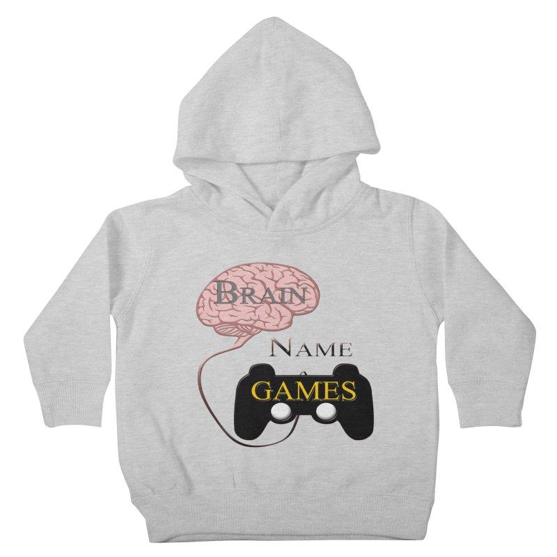 Brain Name Games Kids  by Every Drop's An Idea's Artist Shop