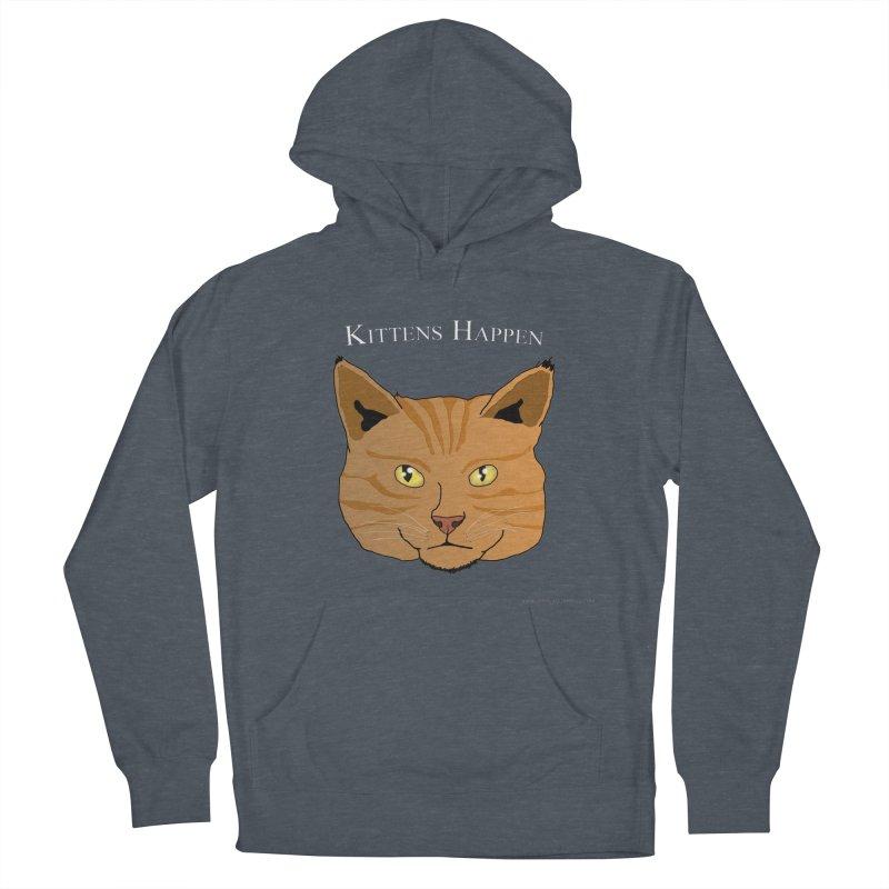 Kittens Happen Women's Pullover Hoody by Every Drop's An Idea's Artist Shop