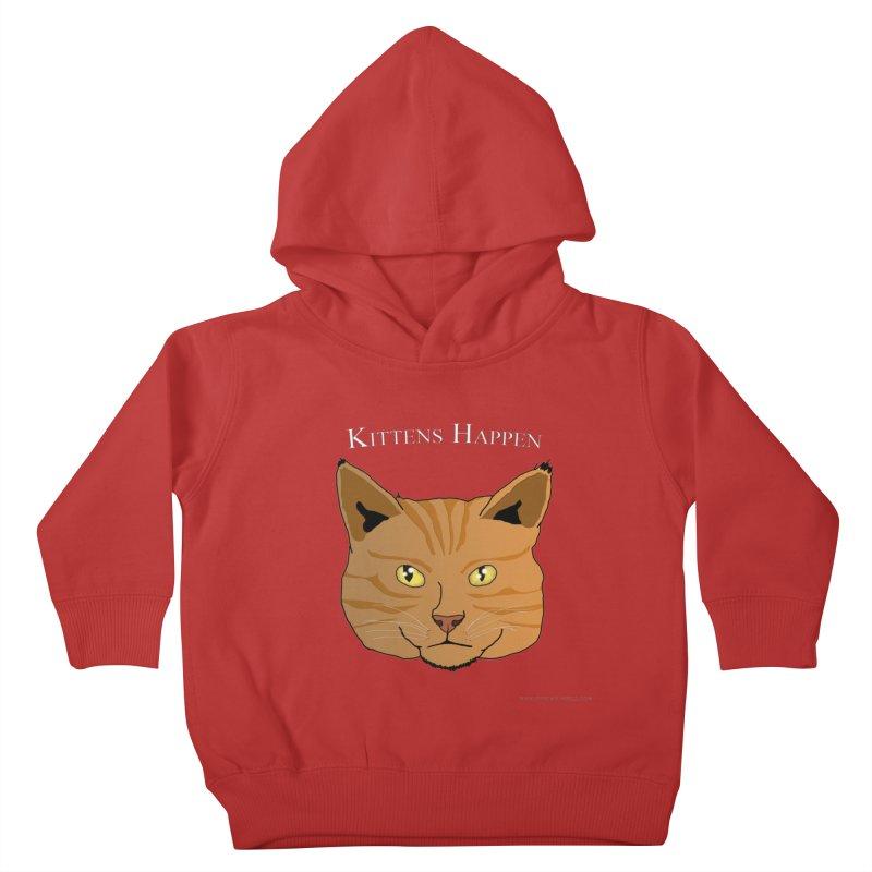 Kittens Happen Kids  by Every Drop's An Idea's Artist Shop