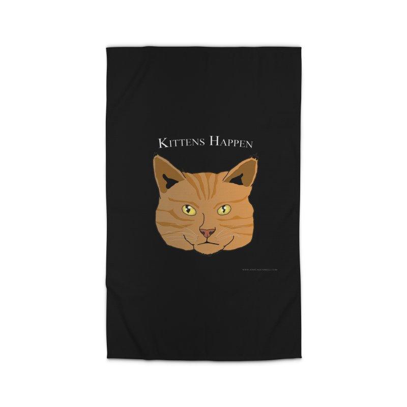 Kittens Happen Home Rug by Every Drop's An Idea's Artist Shop
