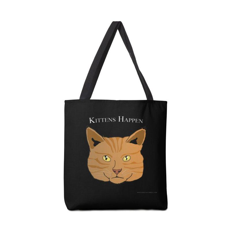 Kittens Happen Accessories Bag by Every Drop's An Idea's Artist Shop
