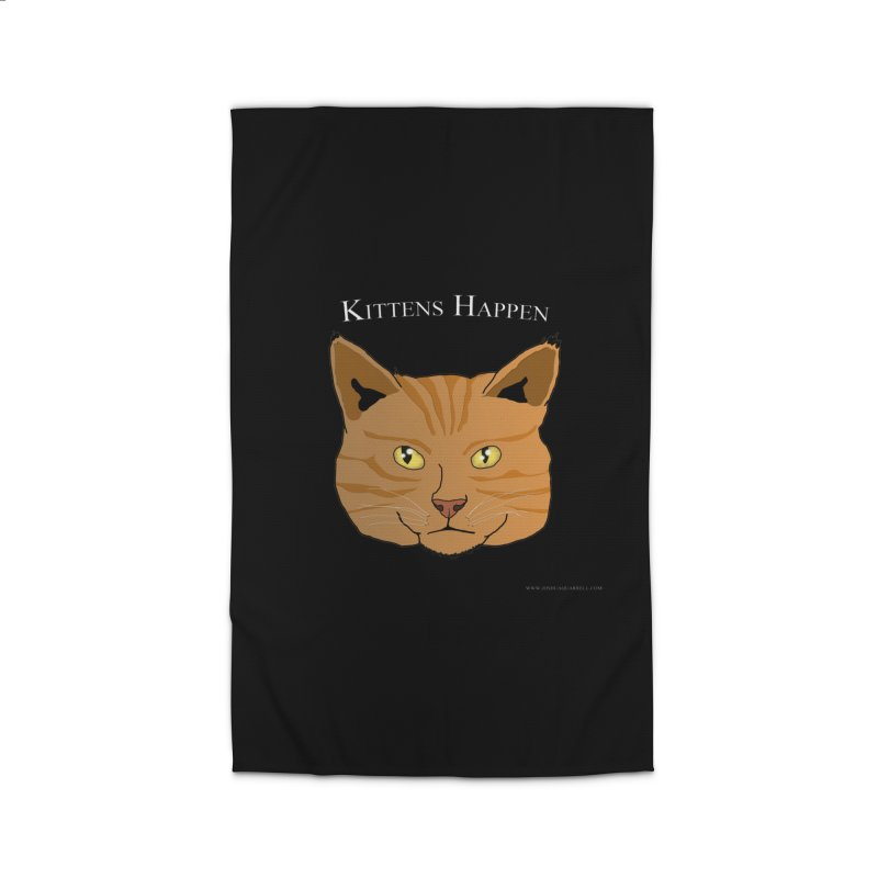 Kittens Happen Home Rug by Every Drop's An Idea's Artist Shop