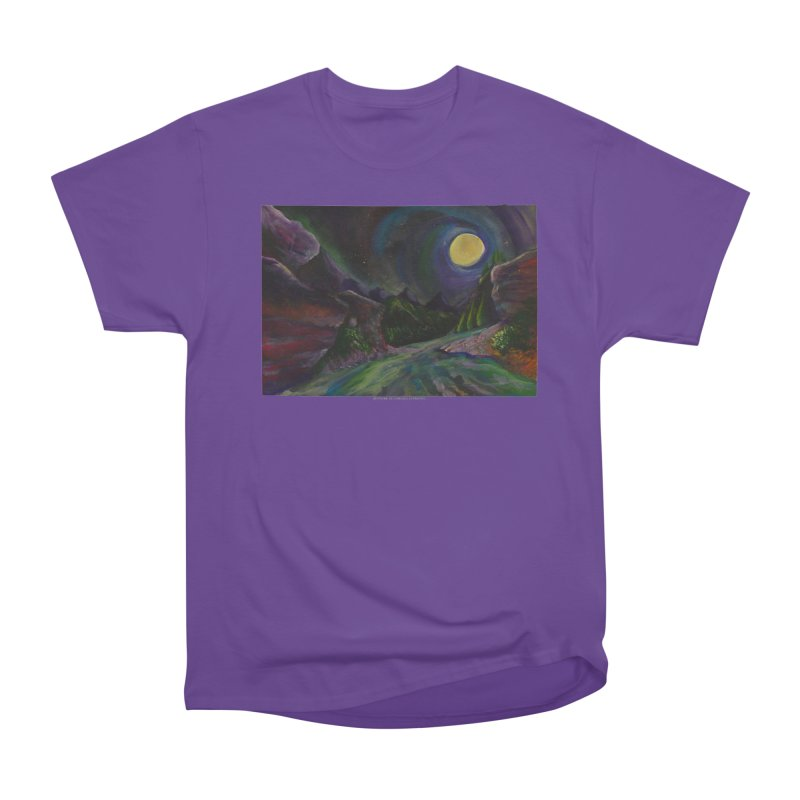 Into the Night Men's Classic T-Shirt by Every Drop's An Idea's Artist Shop