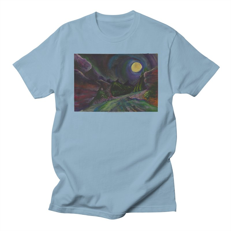 Into the Night Women's Unisex T-Shirt by Every Drop's An Idea's Artist Shop