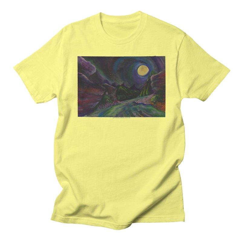 Into the Night Women's Unisex T-Shirt by Every Drop's An Idea's Artist Shop