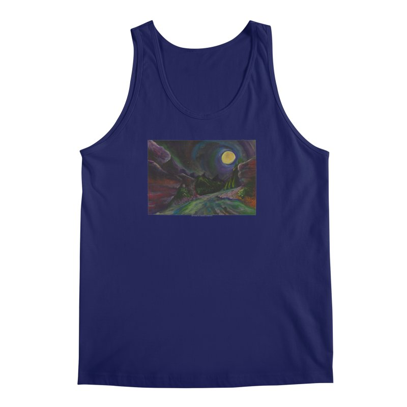 Into the Night Men's Tank by Every Drop's An Idea's Artist Shop