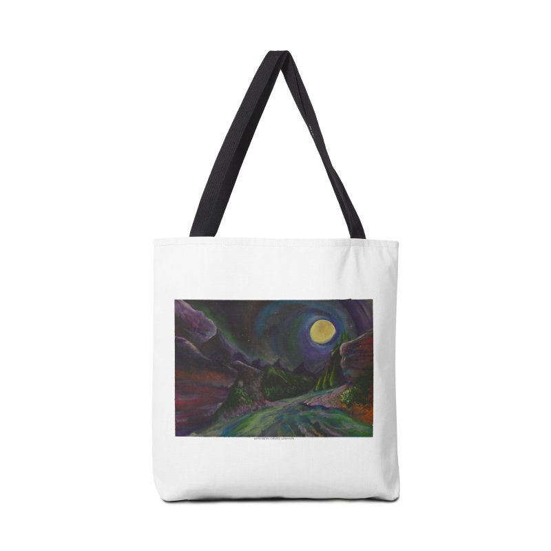 Into the Night Accessories Bag by Every Drop's An Idea's Artist Shop