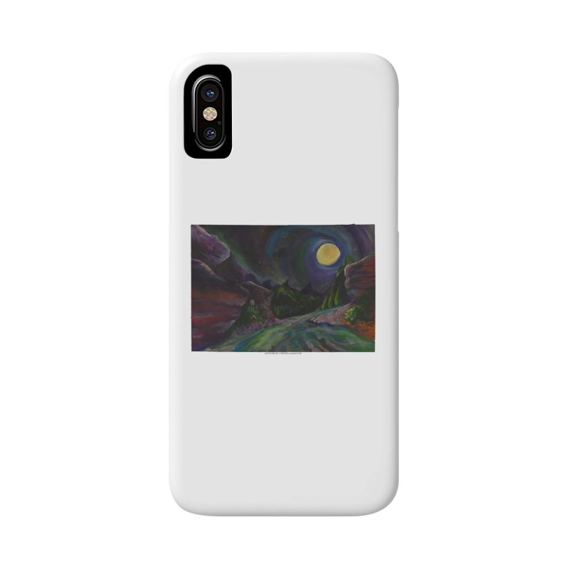 Into the Night Accessories Phone Case by Every Drop's An Idea's Artist Shop