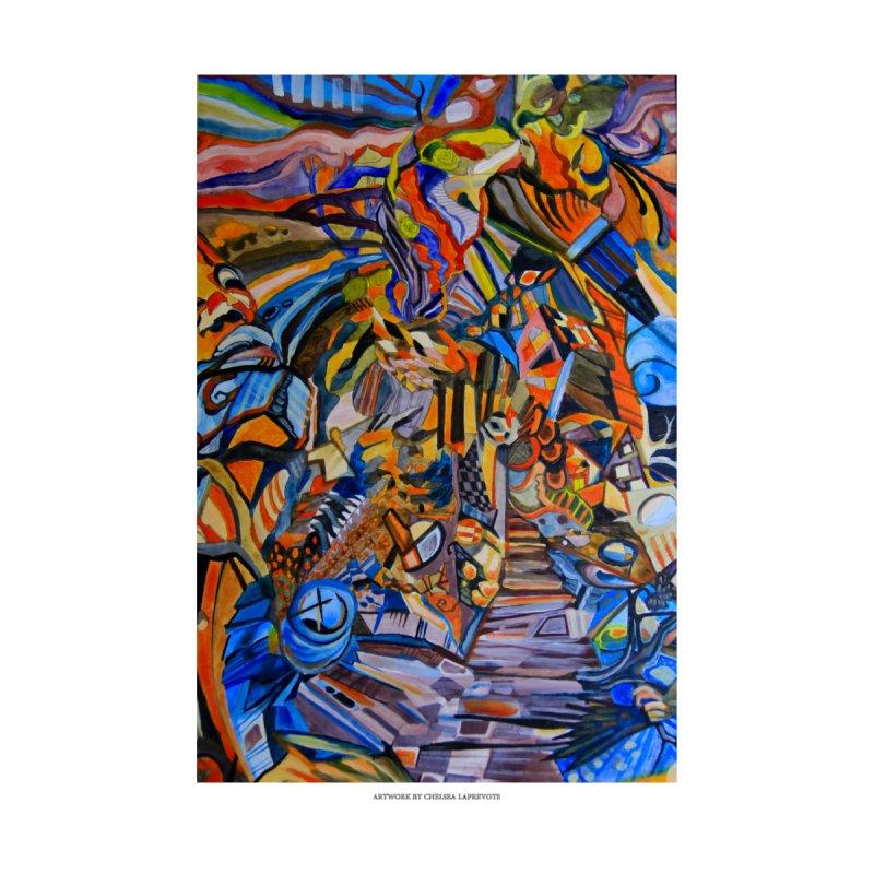 Claustrophobia (Color) by Every Drop's An Idea's Artist Shop