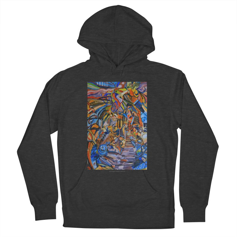 Claustrophobia (Color) Women's Pullover Hoody by Every Drop's An Idea's Artist Shop