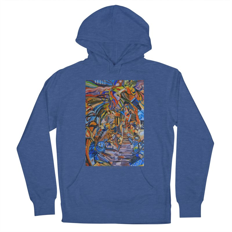 Claustrophobia (Color) Men's Pullover Hoody by Every Drop's An Idea's Artist Shop