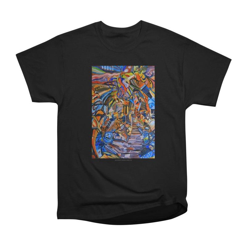 Claustrophobia (Color) Men's Classic T-Shirt by Every Drop's An Idea's Artist Shop