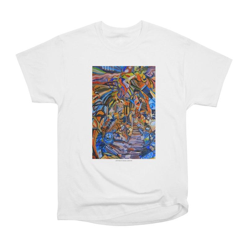 Claustrophobia (Color) Women's Classic Unisex T-Shirt by Every Drop's An Idea's Artist Shop
