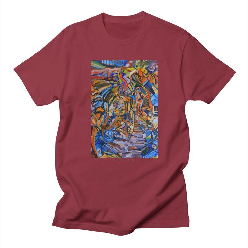 Claustrophobia (Color) Women's Unisex T-Shirt by Every Drop's An Idea's Artist Shop