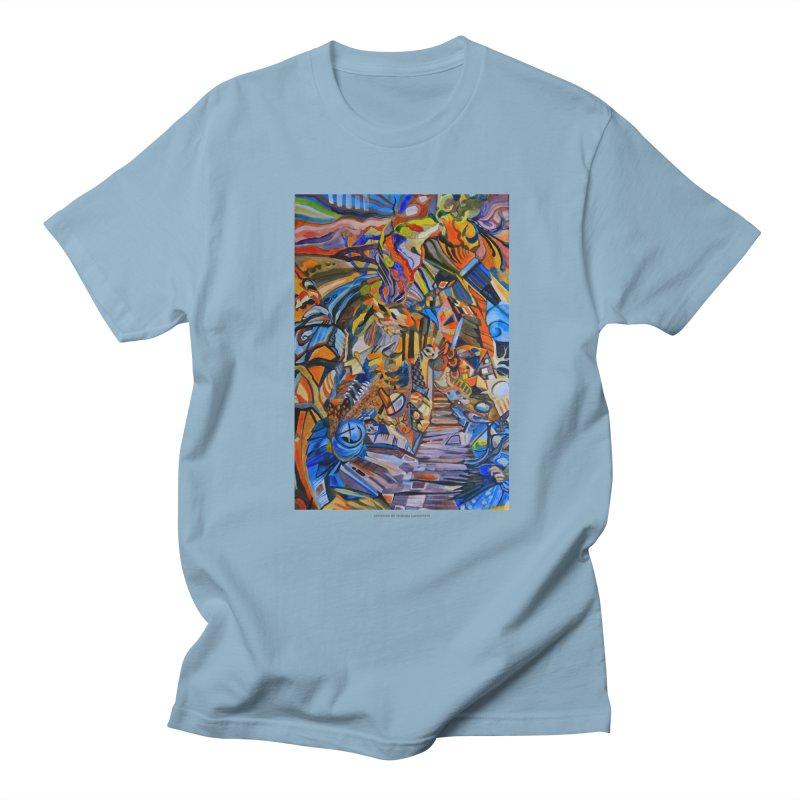 Claustrophobia (Color) Men's T-shirt by Every Drop's An Idea's Artist Shop