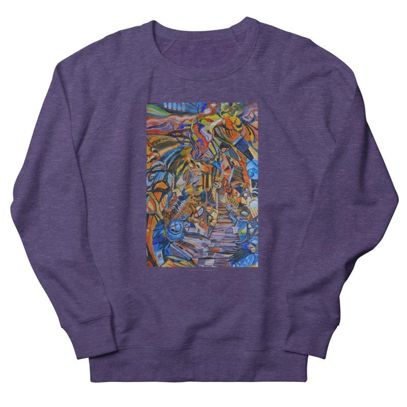 Claustrophobia (Color) Men's Sweatshirt by Every Drop's An Idea's Artist Shop