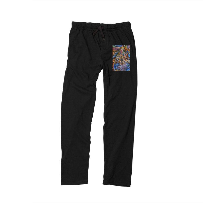 Claustrophobia (Color) Men's Lounge Pants by Every Drop's An Idea's Artist Shop