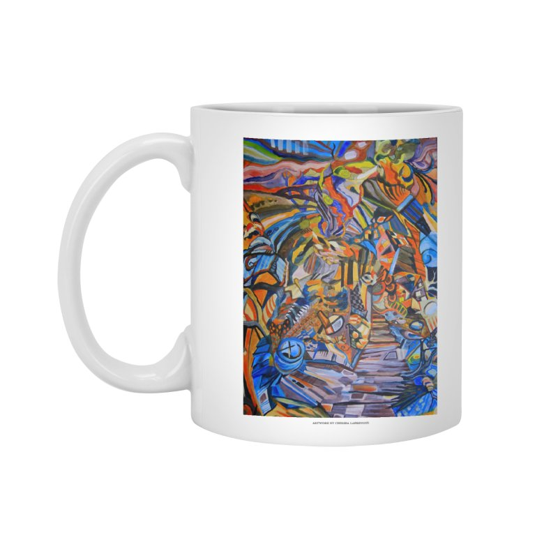 Claustrophobia (Color) Accessories Mug by Every Drop's An Idea's Artist Shop