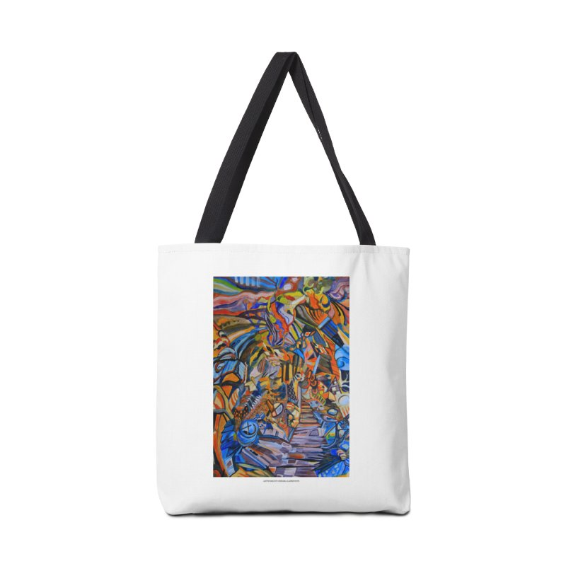 Claustrophobia (Color) Accessories Bag by Every Drop's An Idea's Artist Shop