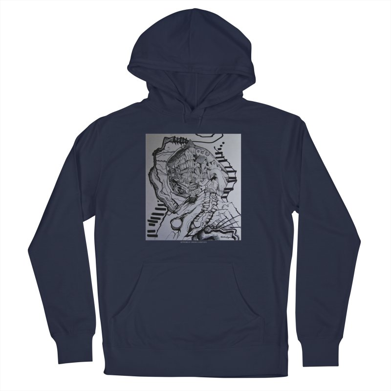 The Narrows Women's Pullover Hoody by Every Drop's An Idea's Artist Shop