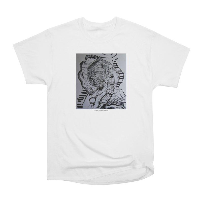 The Narrows Men's Classic T-Shirt by Every Drop's An Idea's Artist Shop