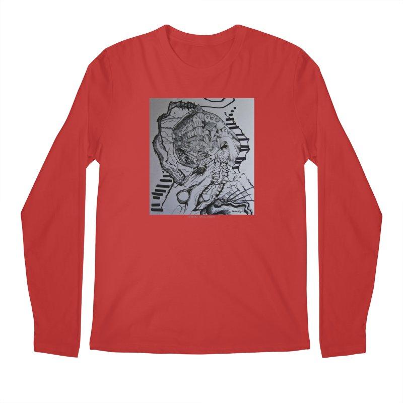 The Narrows Men's Longsleeve T-Shirt by Every Drop's An Idea's Artist Shop