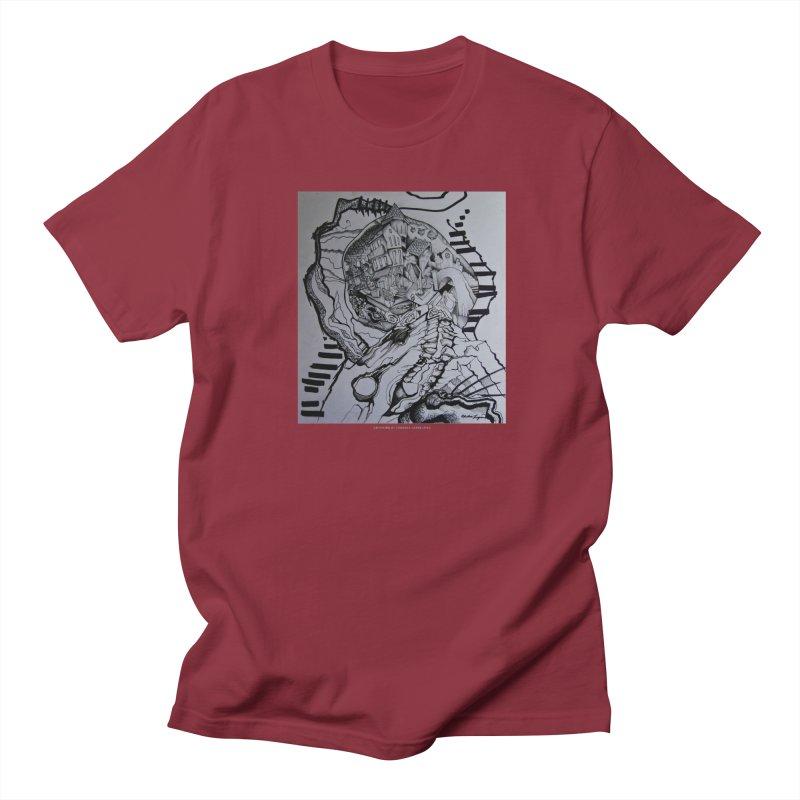 The Narrows Men's T-Shirt by Every Drop's An Idea's Artist Shop