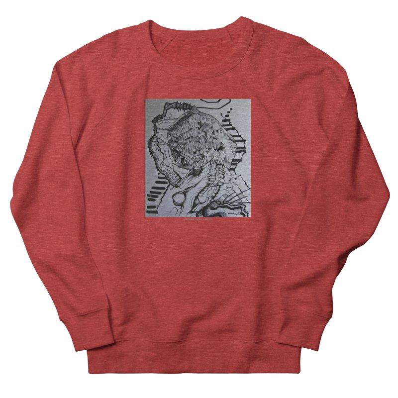 The Narrows Men's Sweatshirt by Every Drop's An Idea's Artist Shop