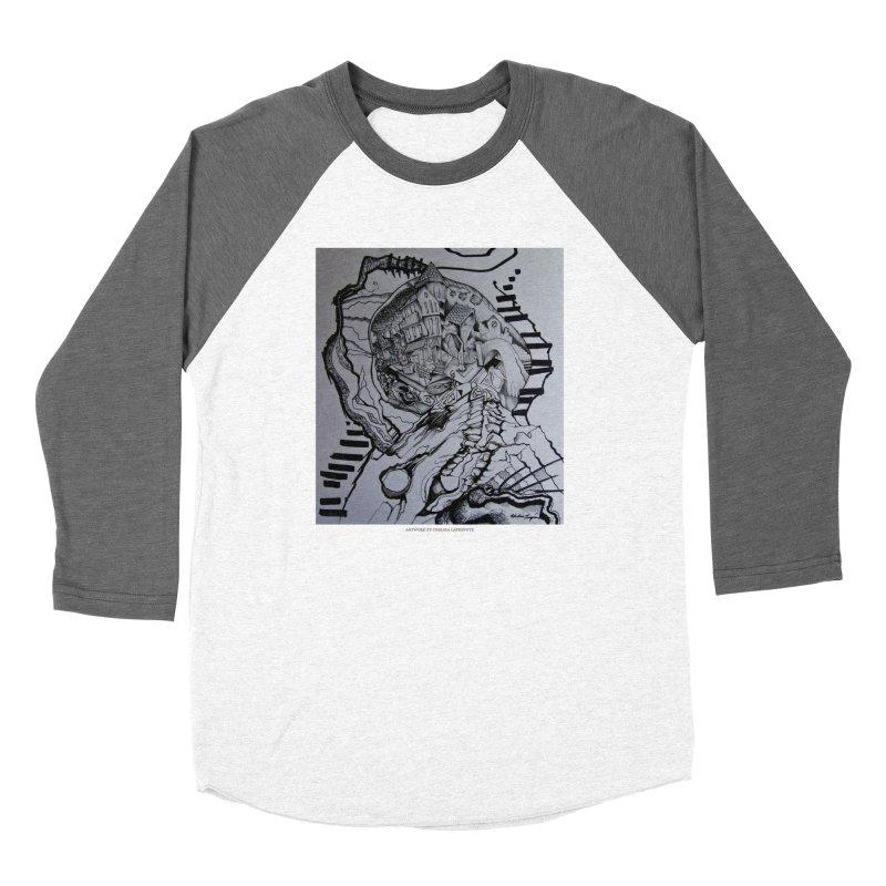 The Narrows Women's Baseball Triblend T-Shirt by Every Drop's An Idea's Artist Shop