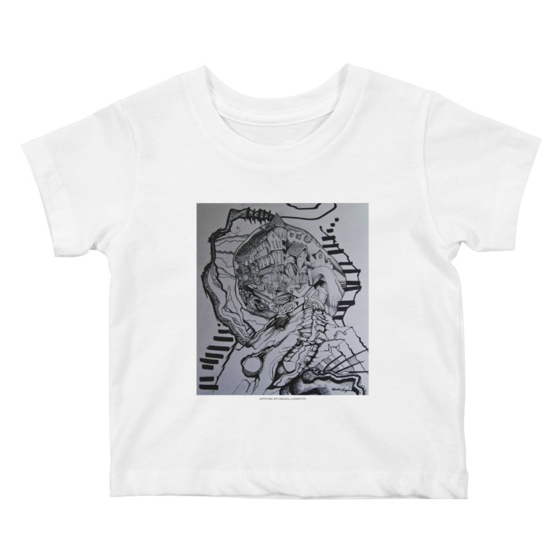 The Narrows Kids Baby T-Shirt by Every Drop's An Idea's Artist Shop