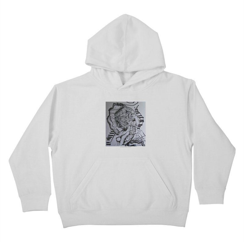 The Narrows Kids Pullover Hoody by Every Drop's An Idea's Artist Shop